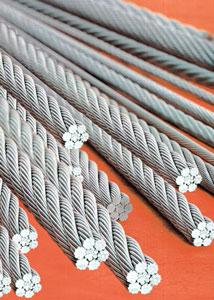 طناب فولادی (سیم بکسل)
