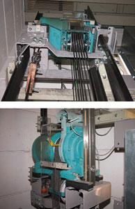 آسانسور MRL (بدون موتور خانه)